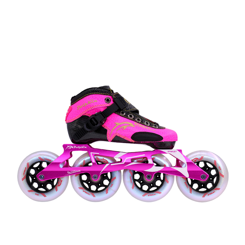 Junior Carbon Fiber Inline Racing Skates
