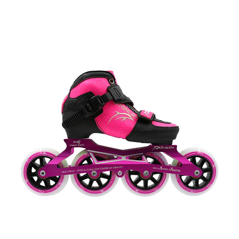 Quality Adjustable 3 Wheels&4 Wheels Inline Racing Skates  Manufacturers, Suppliers