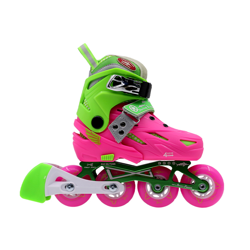 Quality Adjustable Hardboot Inline Skates for Kids  Manufacturers, Suppliers
