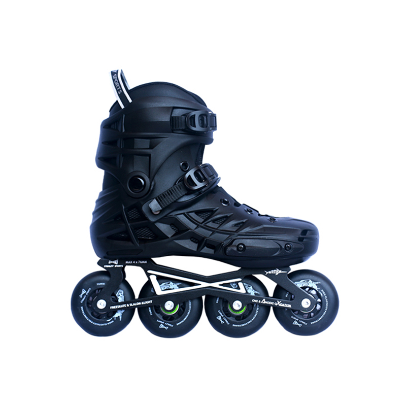 Quality Hardboot Urban Inline Skates with Aluminum Frames  Manufacturers, Suppliers