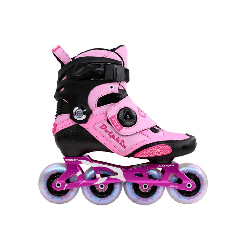 Quality Junior Carbon Fiber Slalom Roller Inline Skates  Manufacturers, Suppliers