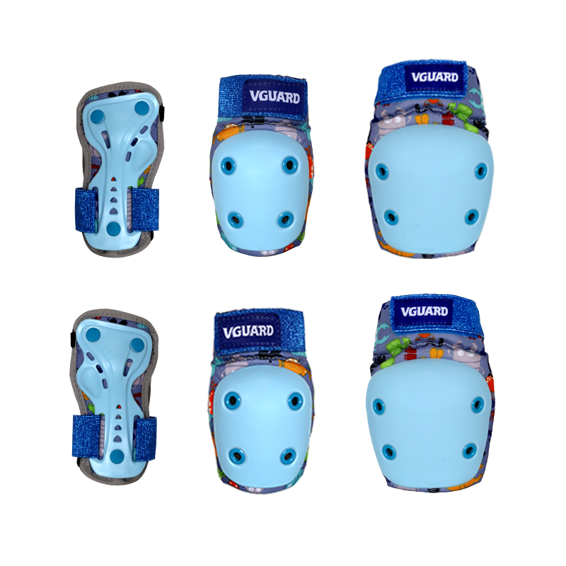 Kids Roller Skating Wrist Guard,Eblow Pads,Knee Pads Protective Gears